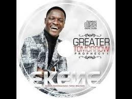 David Ekene greater tomorrow