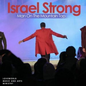 man on the mountain top by israel strong