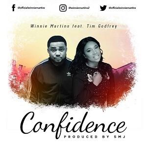 confidence by winnie martins ft tim godfrey