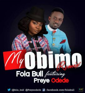 My Obimo by Full Bola