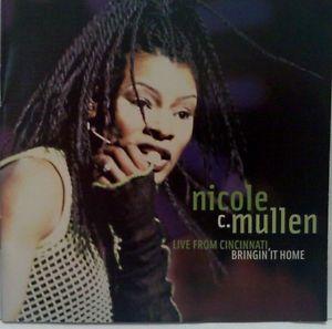 I Am by Nicole Mullen