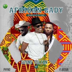 African lady by Sound Sultan