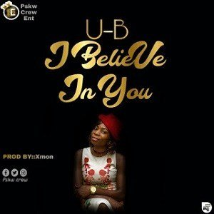 I believe in you by UB