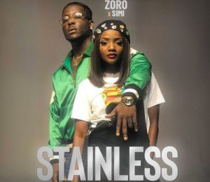 Stainless by Zoro ft Simi