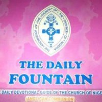 Daily Fountain Devotional