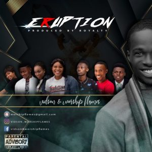 Eruption by Vidson and WorshipFlames
