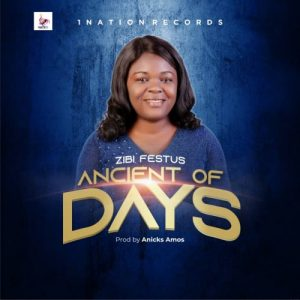 Ancient of Days by Zibi Festus