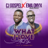 CJ Gospel Ft. Ema Onyx – What I Love About Yo