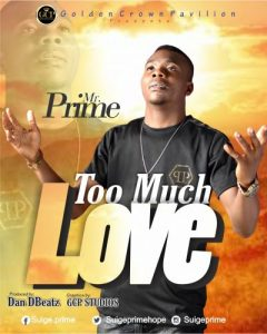 Too Much Love by Mr Prime
