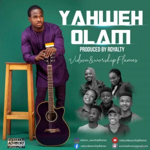 Yahweh Olam by Vidson