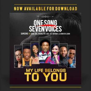 My Life Belongs To You By Samsong