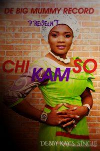 Chi Kam So by Debby Kay