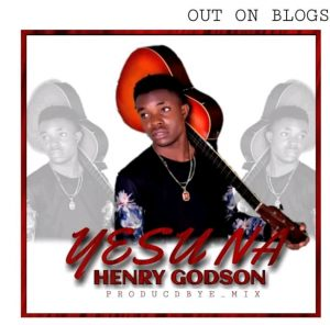 Yesu na by Henry Godson