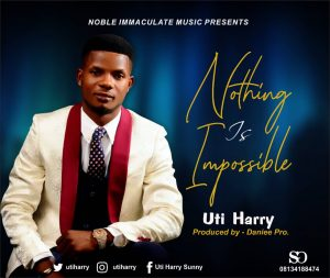 Nothing Is Impossiblbe by Uti Harry