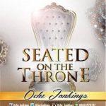 Oche Jonkings - Seated On Throne