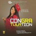 Chinyere Euphemia - Congratulation