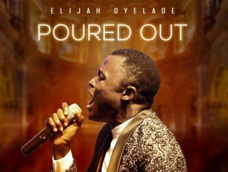 Poured Out by Elijah Oyelade