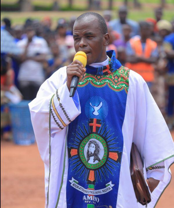 Rev. Fr. Mbala