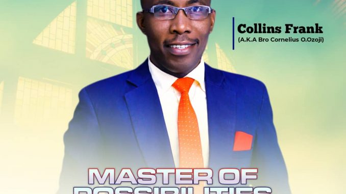 Master Of Possibilities by Collins Frank